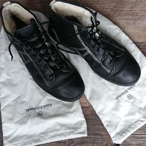 Allen Edmonds high top boots